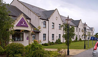 The Premier Inn - Elgin